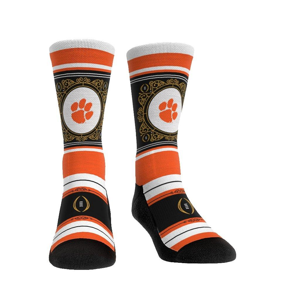 Rock 'em Socks Clemson Tigers Acc Cfp Trophy Case - Crew Cut - Mr. Knickerbocker