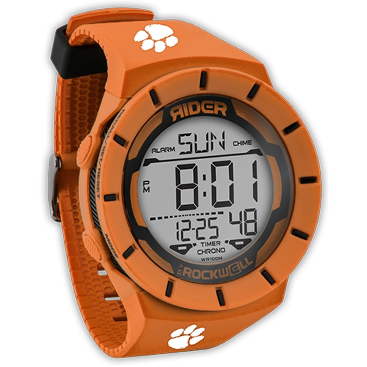 Rockwell Clemson Tigers Coliseum Watch - Mr. Knickerbocker