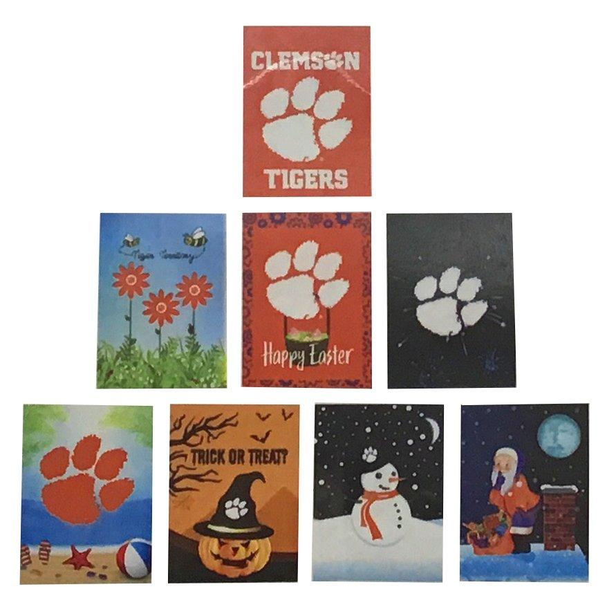 "Seasonal Garden Flags - 13"" x 18"" - 8 pack - Mr. Knickerbocker"