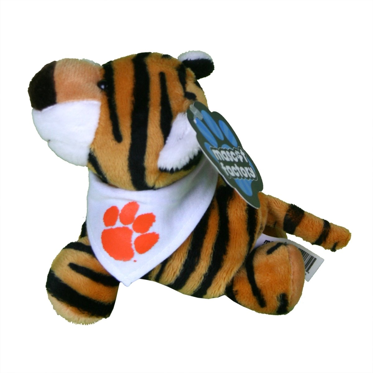Short Stacks Tiger With White Bandana - Mr. Knickerbocker