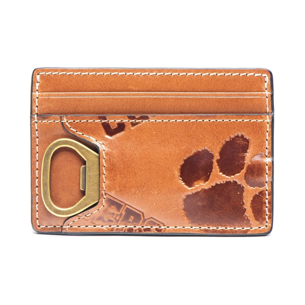 Sideline Id Card Case With Bottle Opener - Mr. Knickerbocker