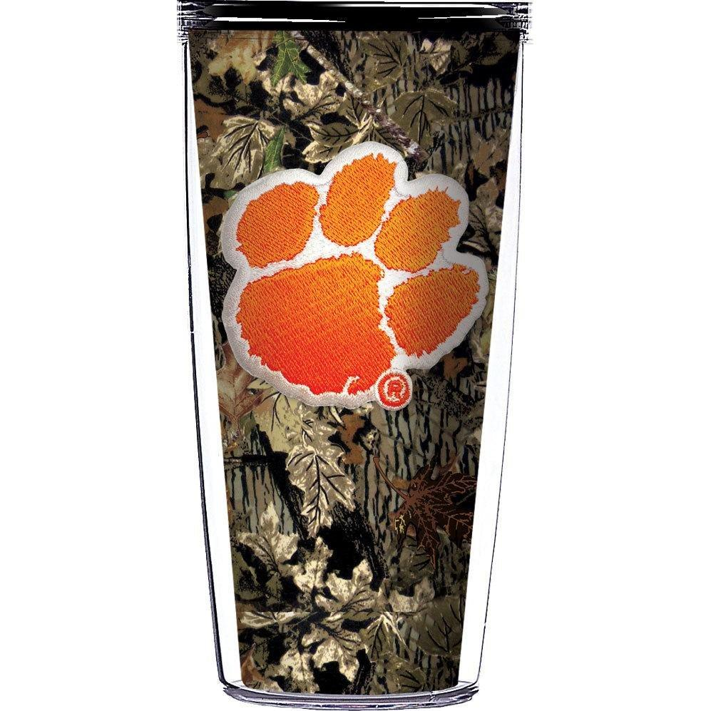 Signature Tumblers Clemson Tigers Insulated Tumbler - Mr. Knickerbocker