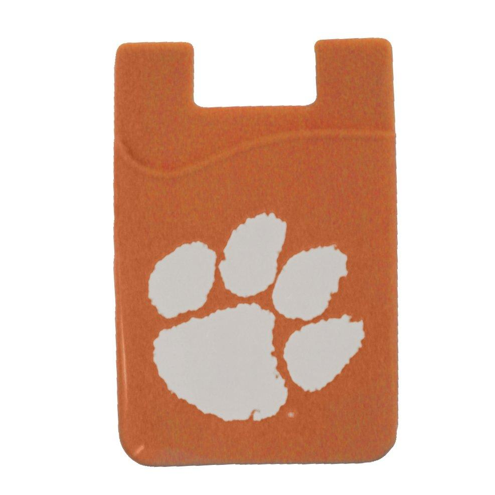Silicone Cell Phone Pocket Card Holder With Paw - Mr. Knickerbocker
