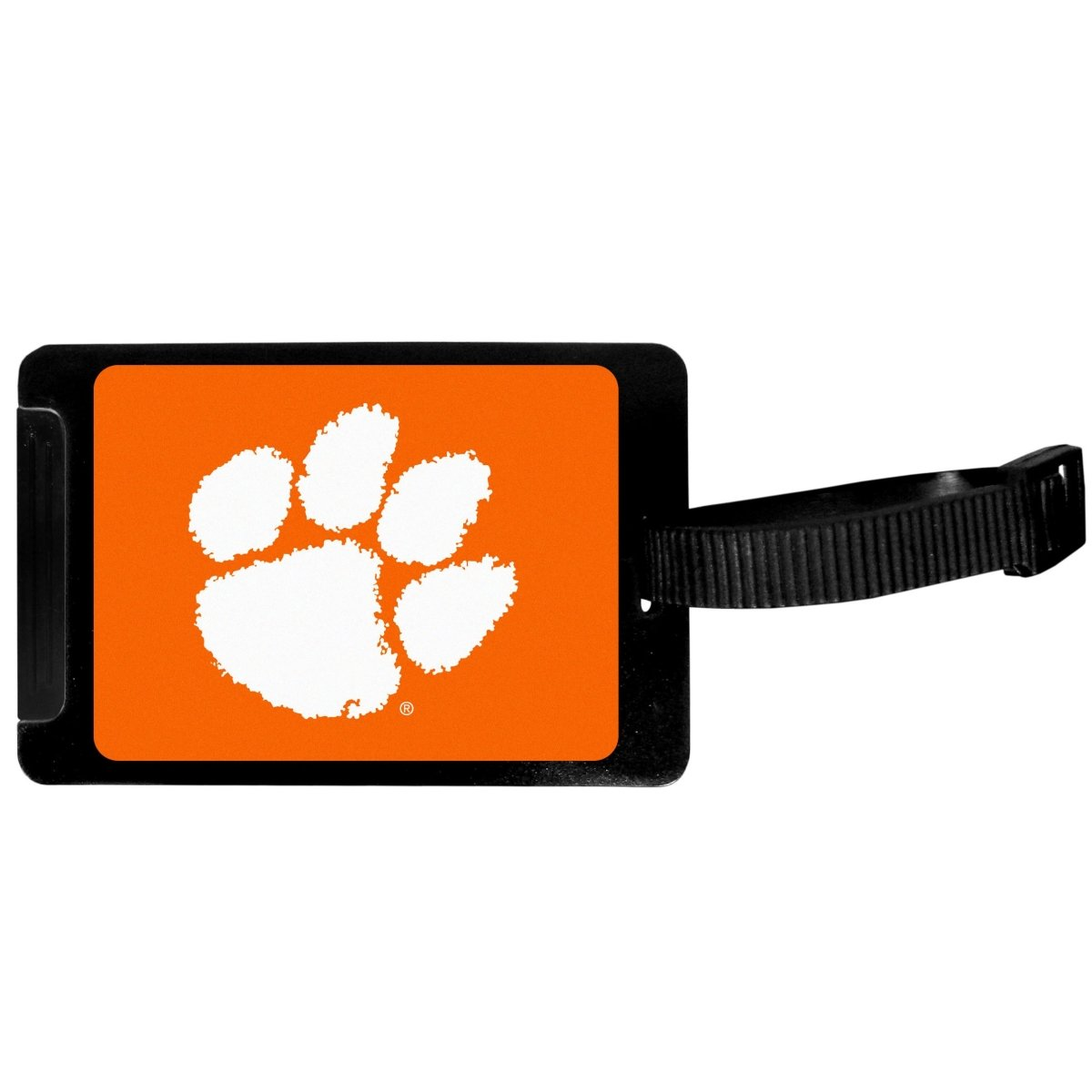 Siskiyou Clemson Tigers Luggage Tag - Mr. Knickerbocker