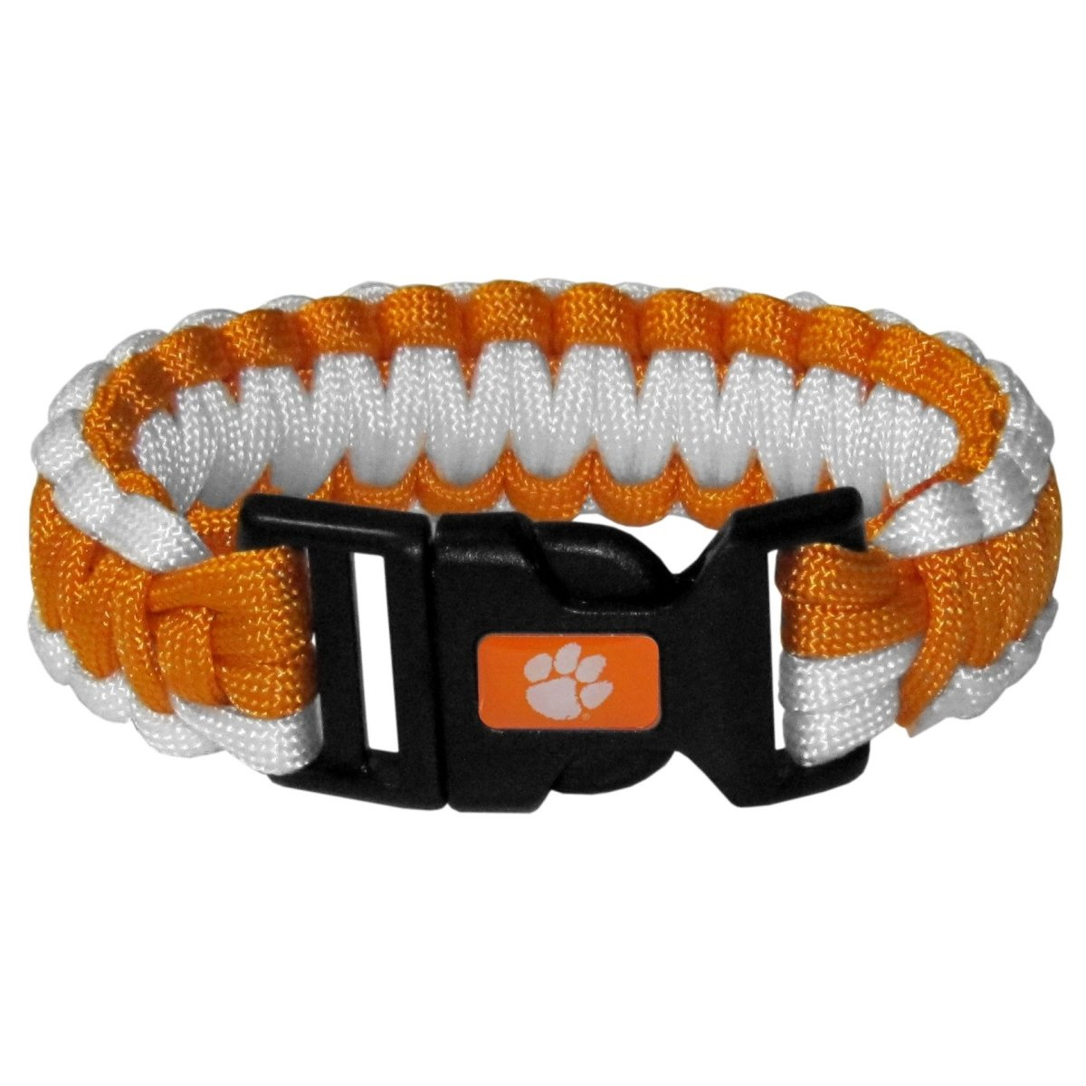 Siskiyou Clemson Tigers Survivor Bracelet - Mr. Knickerbocker