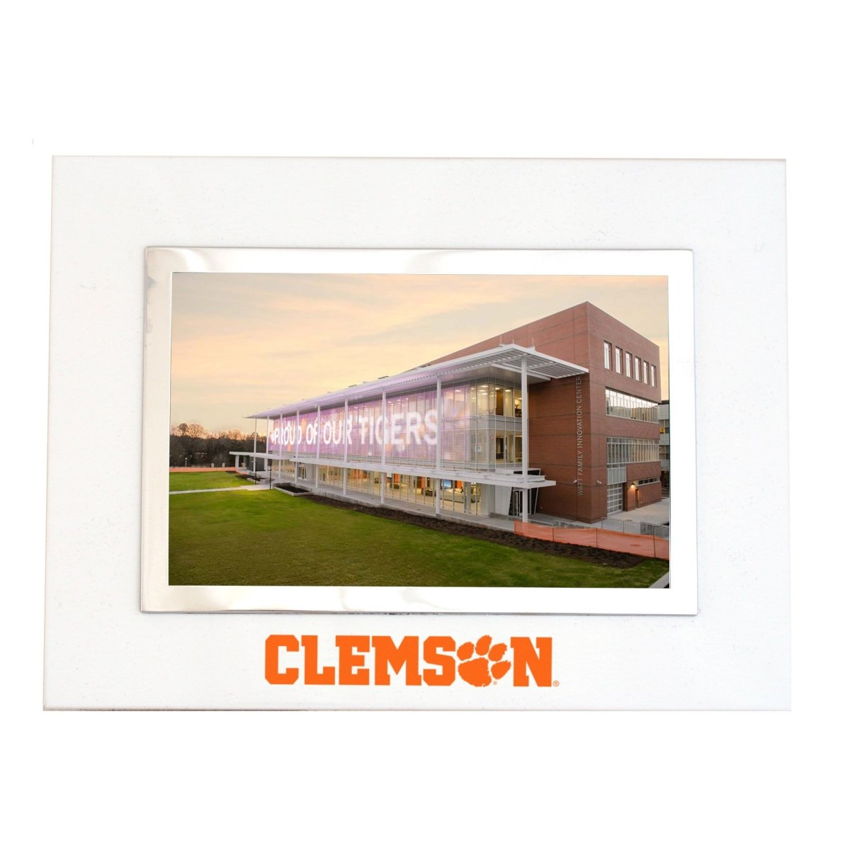 Spirit Products Landscape Clemson Picture Frame - Mr. Knickerbocker