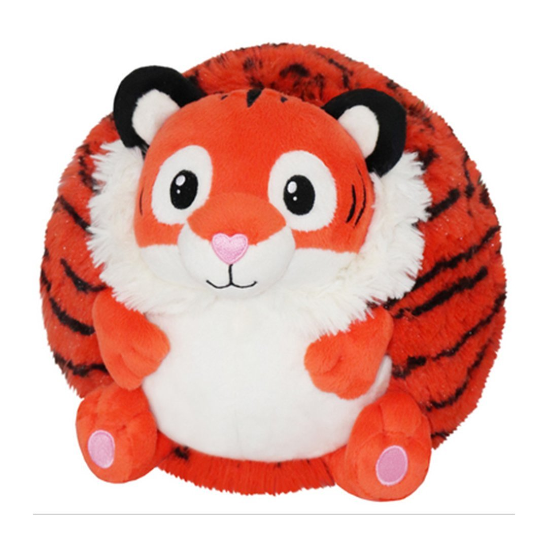 "Squishable 7"" Tiger Plush - Mr. Knickerbocker"