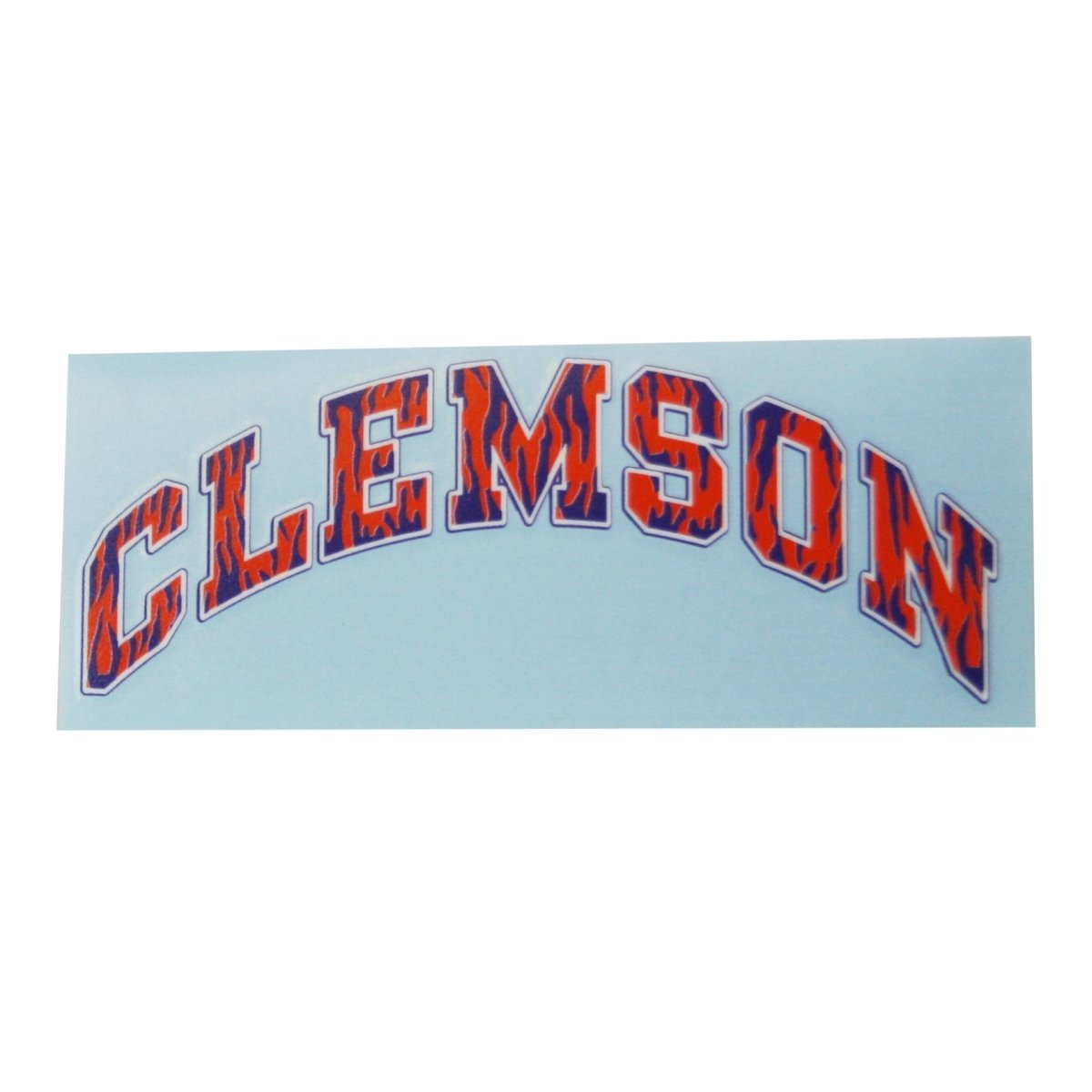 Stockdale Clemson Tigers Arch With Tiger Stripes - Mr. Knickerbocker