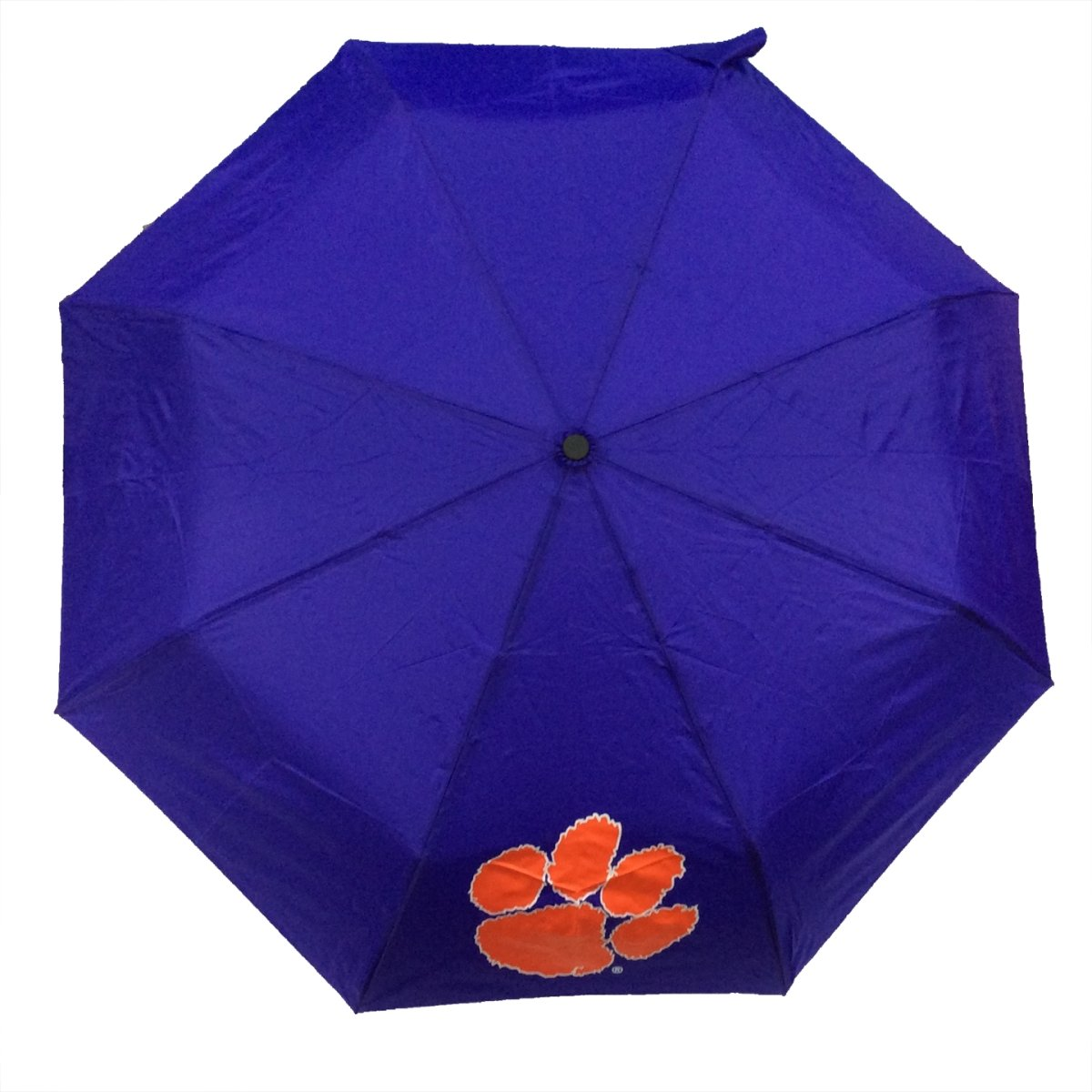 Storm Duds Clemson Tigers Storm Flash Umbrella Flashlight Combo - Mr. Knickerbocker