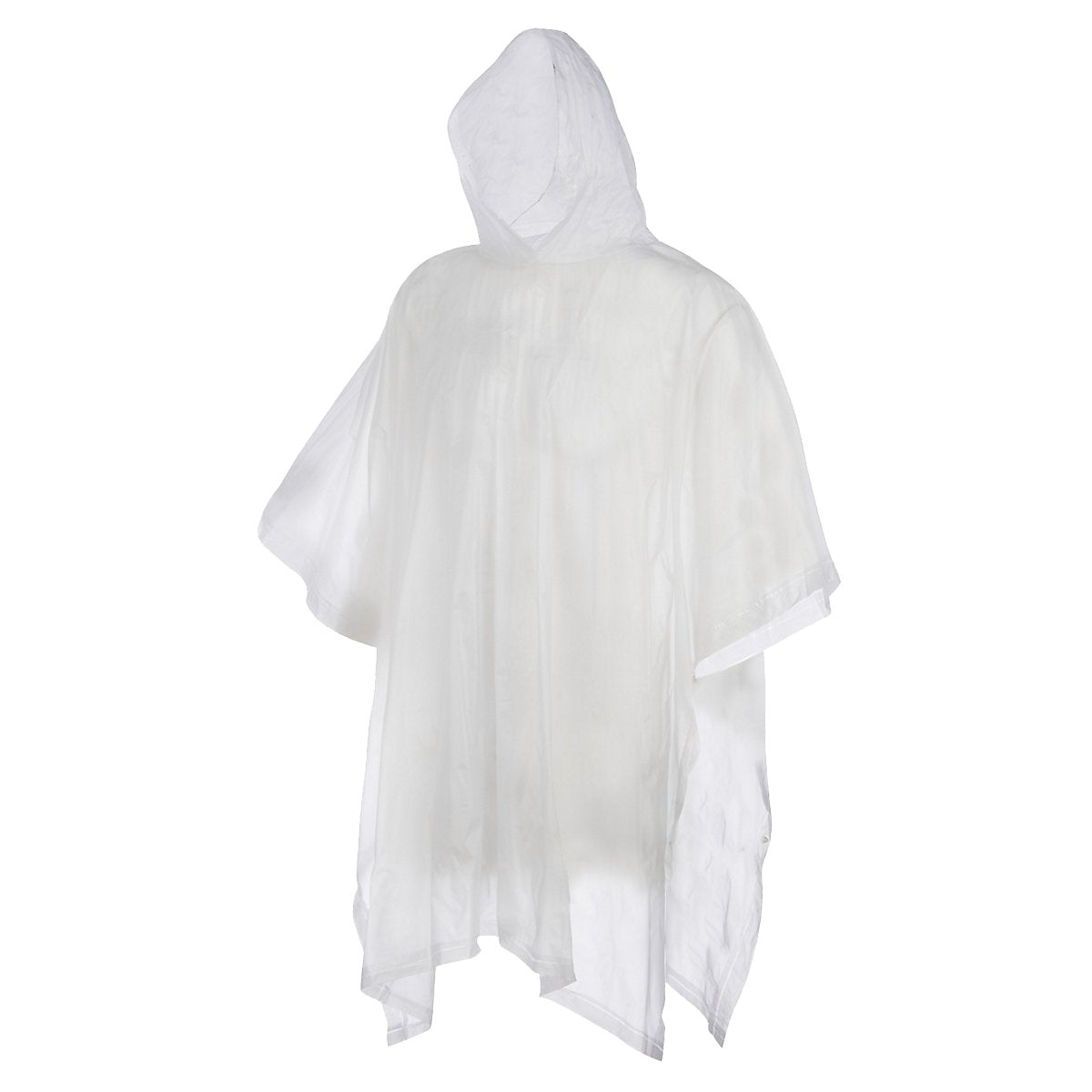 Storm Duds Lightweight Clear Poncho - Mr. Knickerbocker