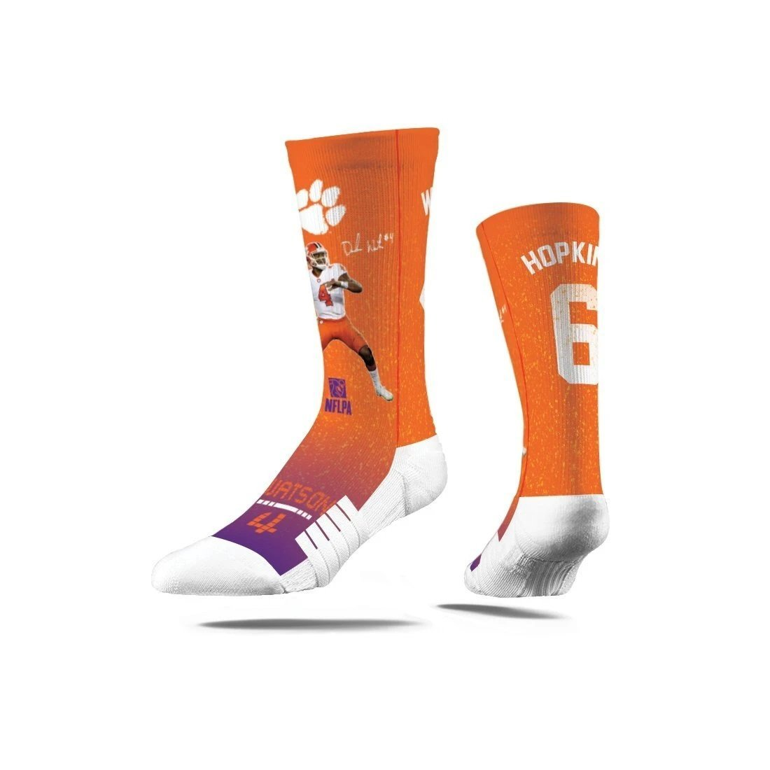 Strideline Watson and Hopkins Duo Crew Socks - Mr. Knickerbocker