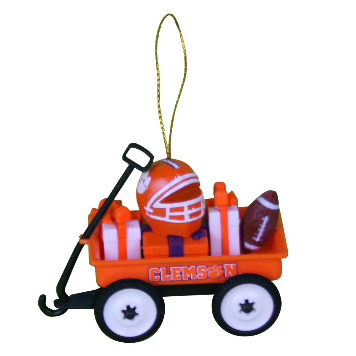 Team Wagon Ornament - Mr. Knickerbocker