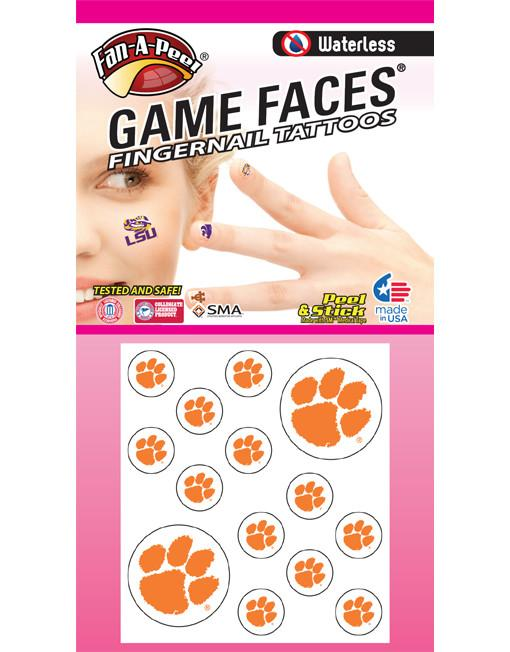 Temporary Fingernail Tattoos – Fingernail (12) & Spirit (2) Tattoos - Mr. Knickerbocker
