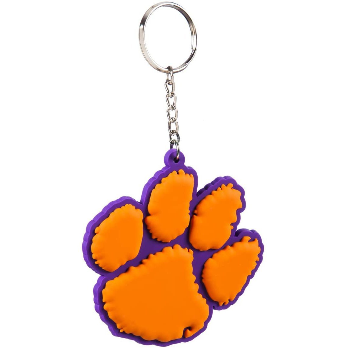 Tiger Paw Rubber Keychain - Mr. Knickerbocker