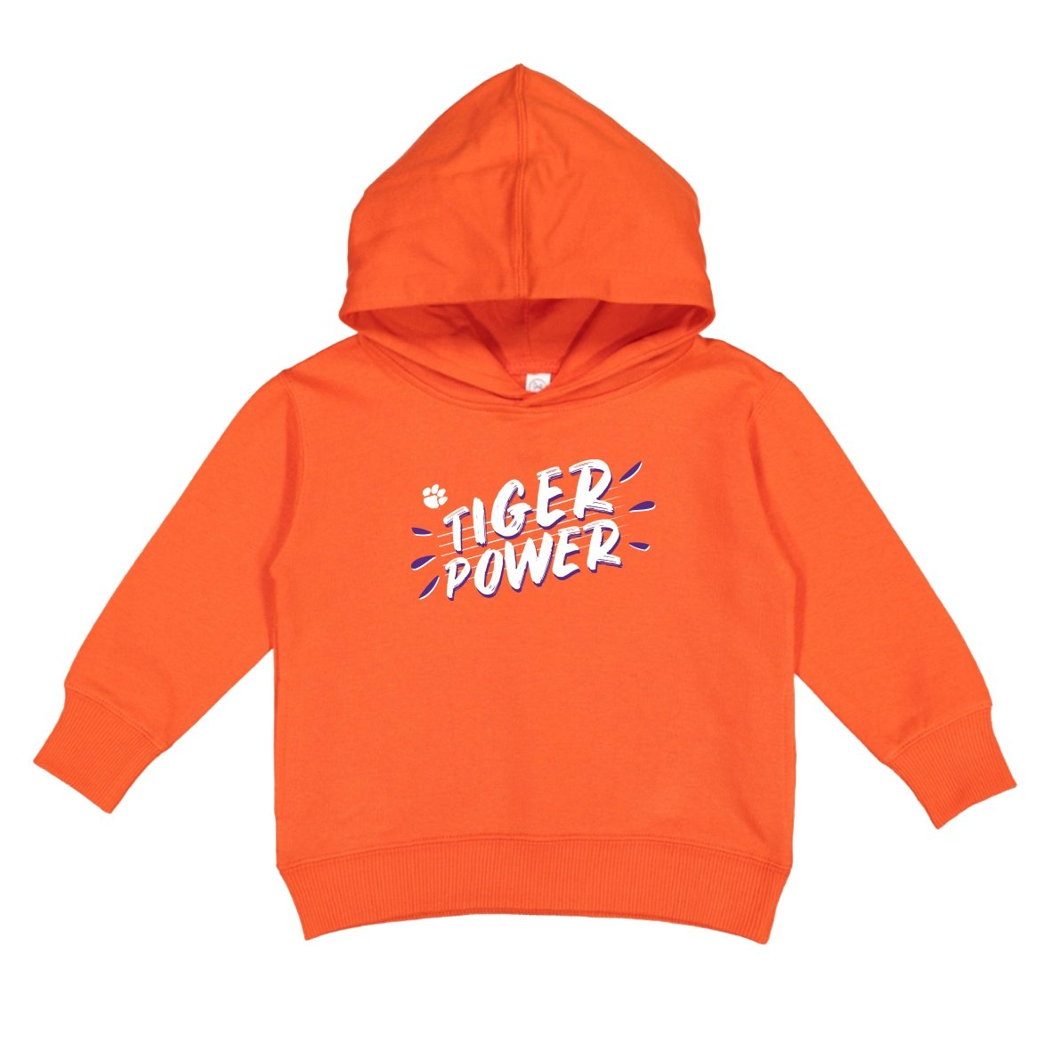 Toddler Hoodie Tiger Power - Mr. Knickerbocker