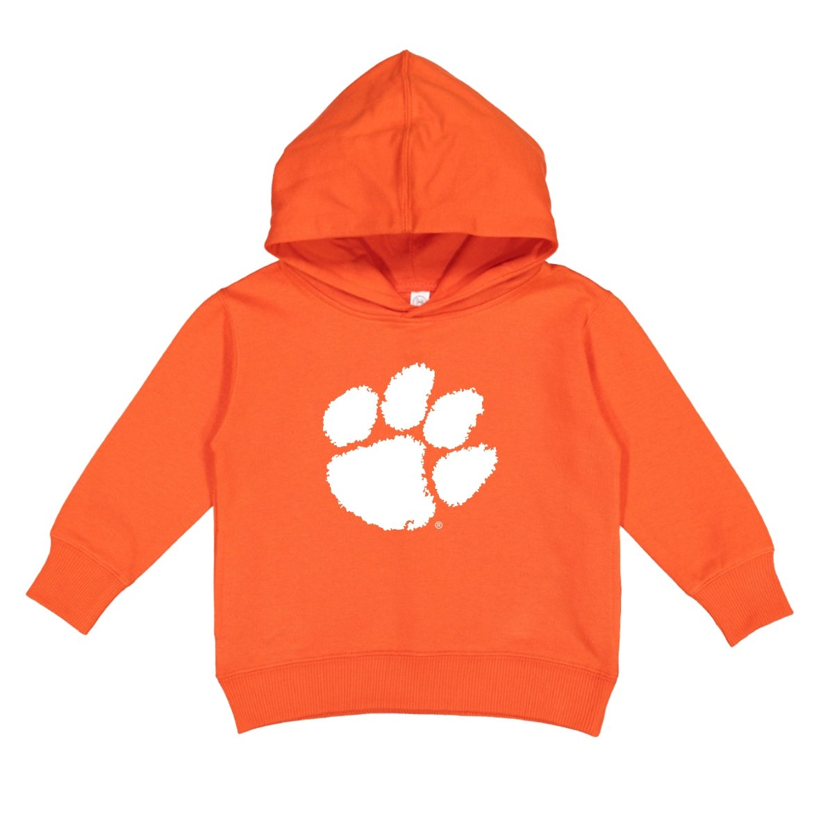 Toddler Hoodie With White Paw - Mr. Knickerbocker