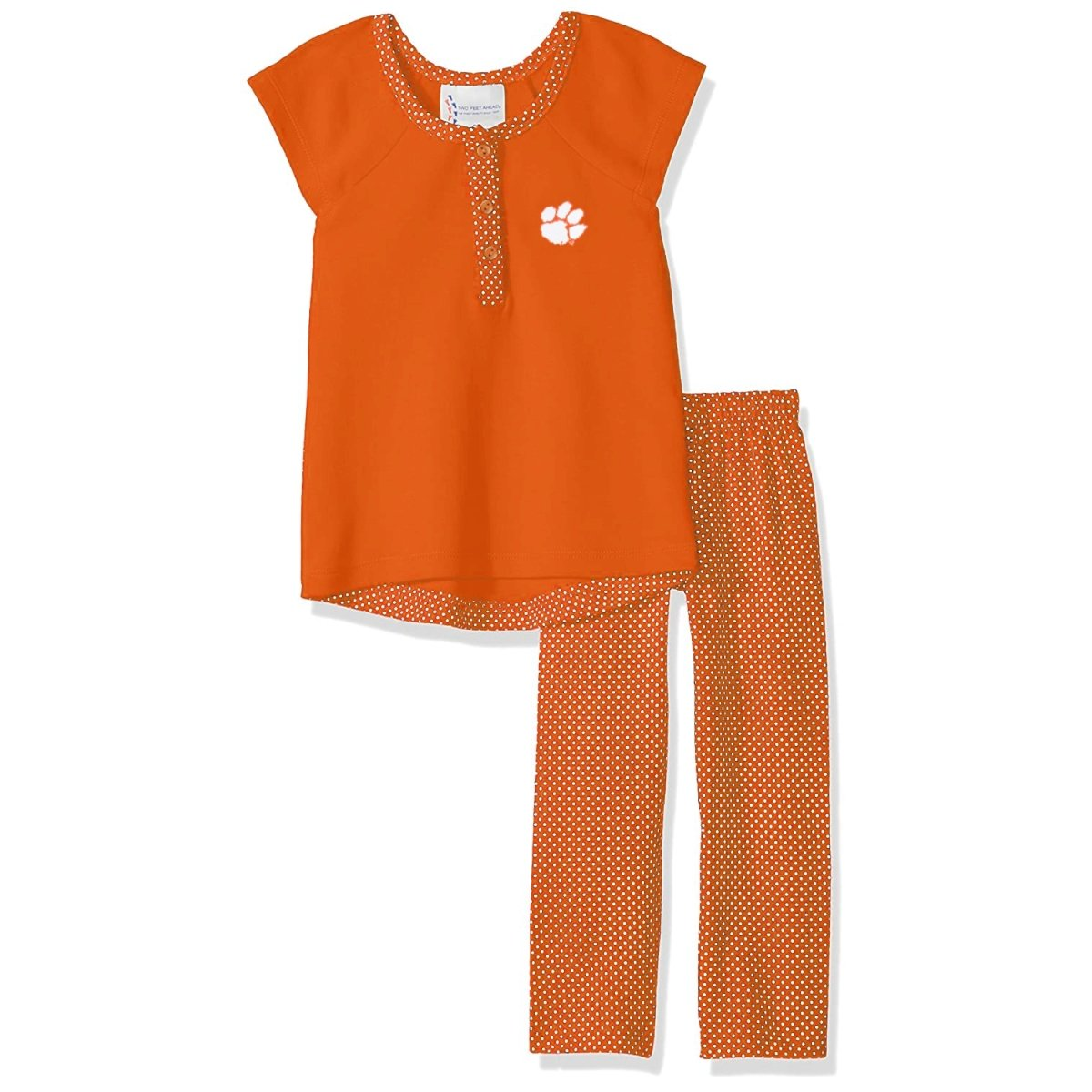 Toddler Pin Dot Shirt & Leggings Set - Mr. Knickerbocker