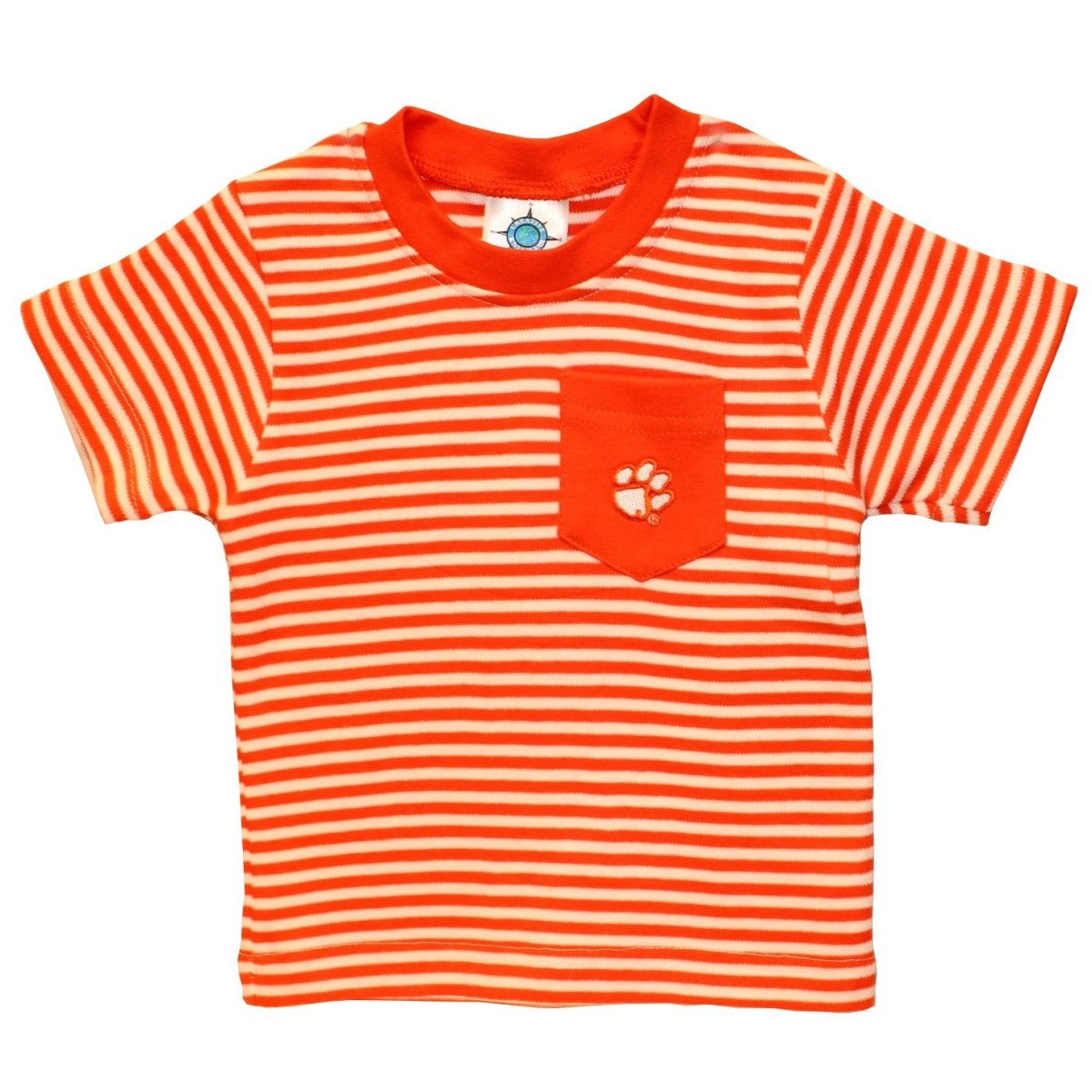 Toddler Stripe Pocket Tee - Mr. Knickerbocker