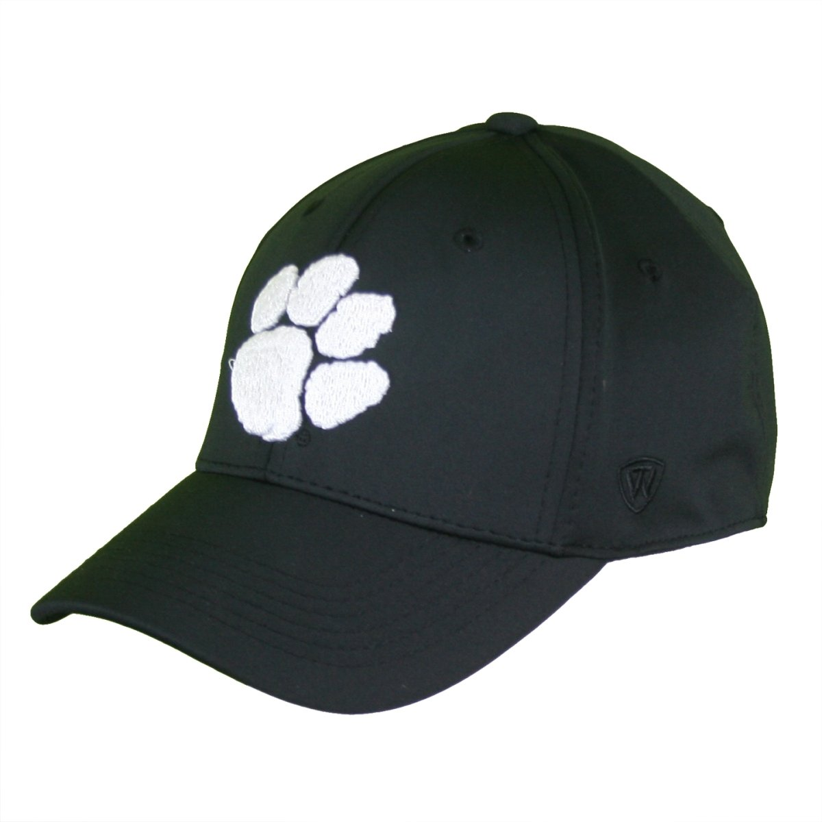 Top of the World Clemson Tension Hat With White Paw - Mr. Knickerbocker