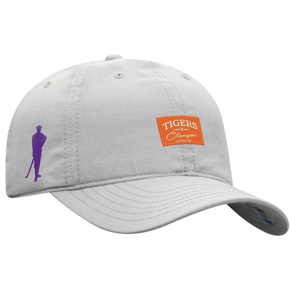 Top of the World Clemson Tigers Ante 8 Hat - Mr. Knickerbocker