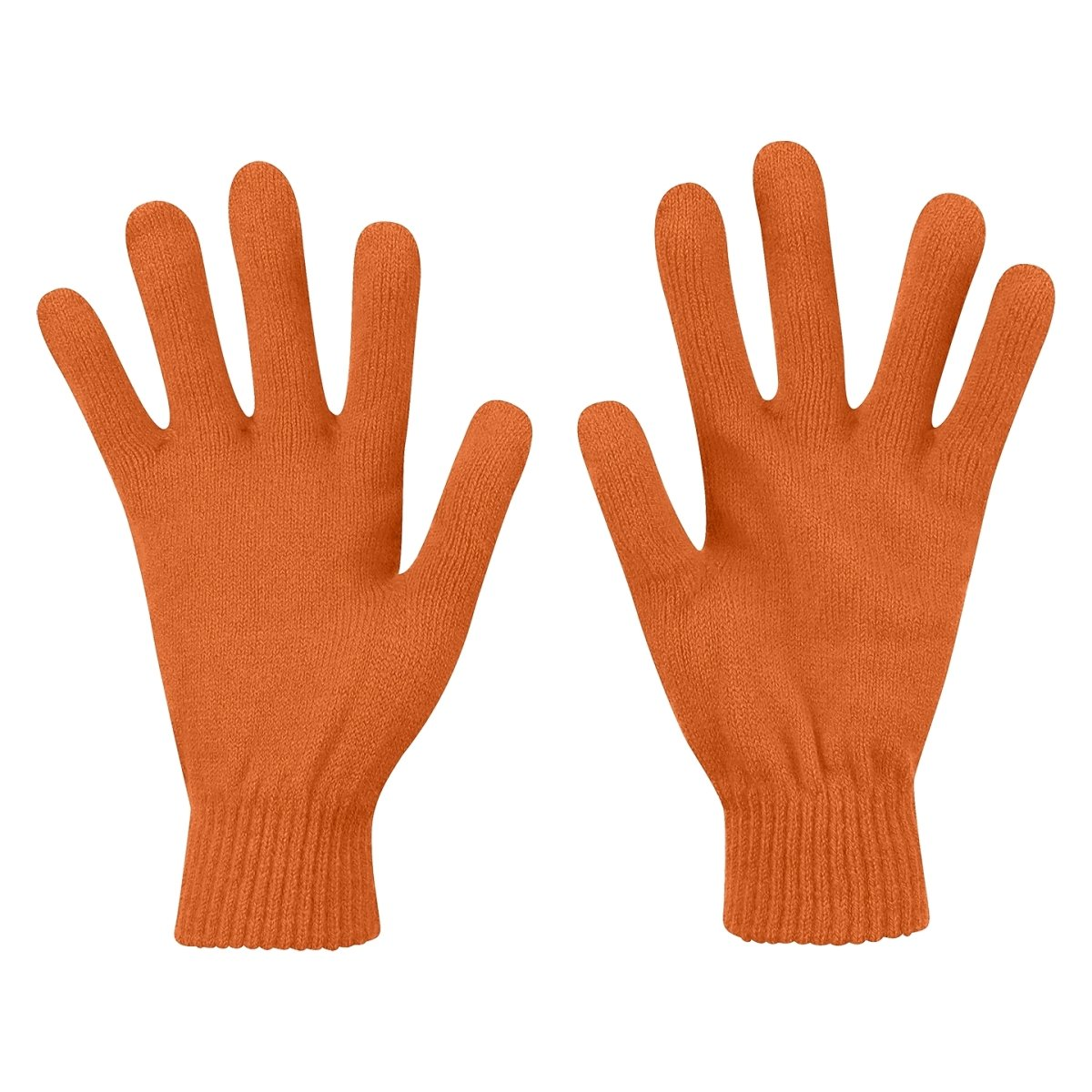 Top of the World Clemson Tigers Knit Gloves - Mr. Knickerbocker