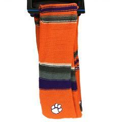 Top of the World Clemson Tigers Multi-color Scarf - Mr. Knickerbocker
