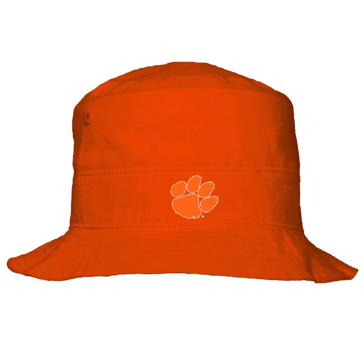 Two Feet Ahead Clemson Tigers Bucket Hat - Mr. Knickerbocker