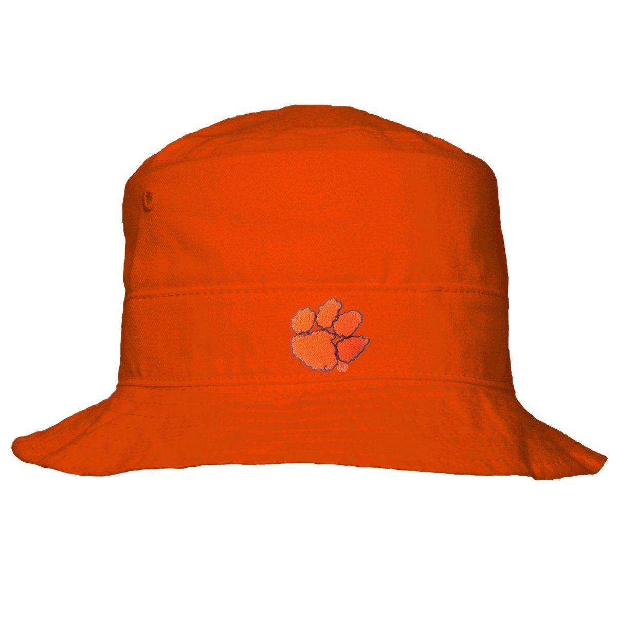 Two Feet Ahead Clemson Tigers Infant Bucket Hat - Mr. Knickerbocker