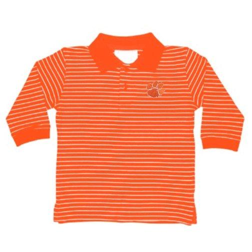 Two Feet Ahead Long Sleeve Jersey Golf Shirt - Mr. Knickerbocker