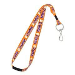 Wincraft Clemson Tigers Lanyard With Snap Hook - Mr. Knickerbocker