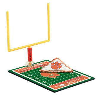 Wincraft Clemson Tigers Tabletop Football Game - Mr. Knickerbocker