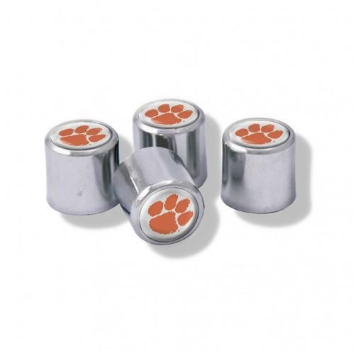 Wincraft Clemson Tigers Valve Stem Caps - Mr. Knickerbocker