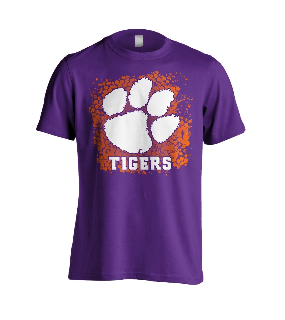 Youth Dri-fit Tee Dot Paw Tigers - Mr. Knickerbocker