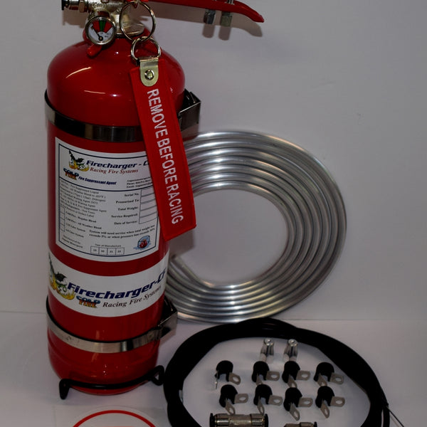 Cold Fire Racing Fire Suppression System 2.25L - Firecharger CF Mixture