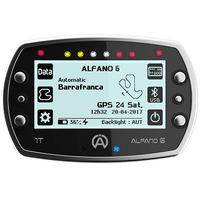 Alfano6 Light 1T Kart Racing Data Logger - Augusta Motorsports Racing Fire Systems
