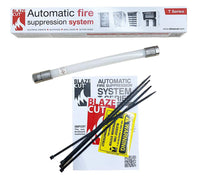 Blazecut T025E Device Fire Suppression - T Series - Augusta Motorsports Racing Fire Systems