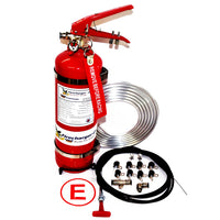 Cold Fire Racing Fire Suppression System 2.25L - Firecharger
