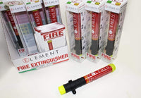 Element E50 Point of Purchase Retail Display - 10 - Augusta Motorsports Racing Fire Systems