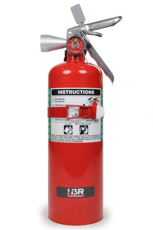 Fire Ext 5lb Halguard Red - Augusta Motorsports Racing Fire Systems