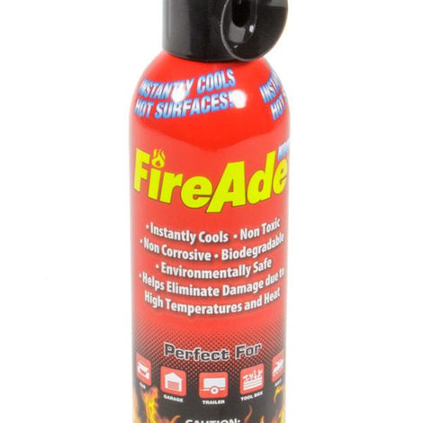 Fire Extinguisher 10oz FireAde 2000 - Augusta Motorsports Racing Fire Systems