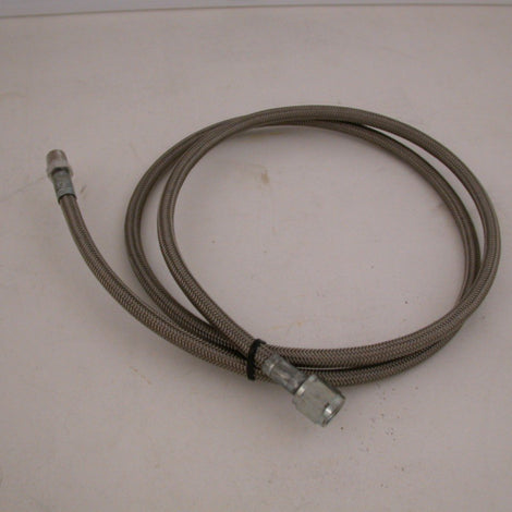 Firecharger 4' Braided Hose - Augusta Motorsports Racing Fire Systems