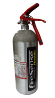 FireSense with FireAde 5lb. Mechanical - SFI 17.1 Certified SPAfs SFI5 - Augusta Motorsports Racing Fire Systems