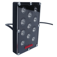 Lifeline LED Racing Rain Light / Wet Weather / Safety Light NASA SCCA Formula - Augusta Motorsports Racing Fire Systems