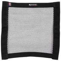 Mesh Window Net Black Non SFI 18 x 18 - Augusta Motorsports Racing Fire Systems