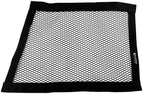 Mesh Window Net Black Non-SFI 22 x 27 x 18 - Augusta Motorsports Racing Fire Systems
