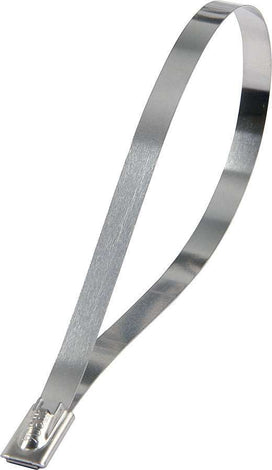 Stainless Steel Cable Ties 7-1/2in 8pk - Augusta Motorsports Racing Fire Systems