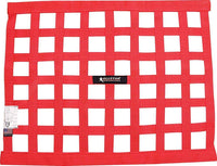 Window Net Border Style 18 x 24 SFI Red - Augusta Motorsports Racing Fire Systems