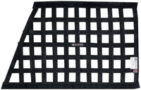 Window Net Border Style Angled Black SFI - Augusta Motorsports Racing Fire Systems
