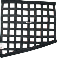 Window Net Border Style Drag Black SFI - Augusta Motorsports Racing Fire Systems