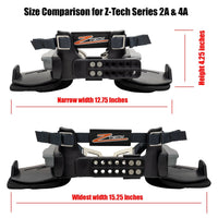 ZAMP Z-Tech Series Head and Neck Restraint 2A SFI 38.1 - Augusta Motorsports Racing Fire Systems